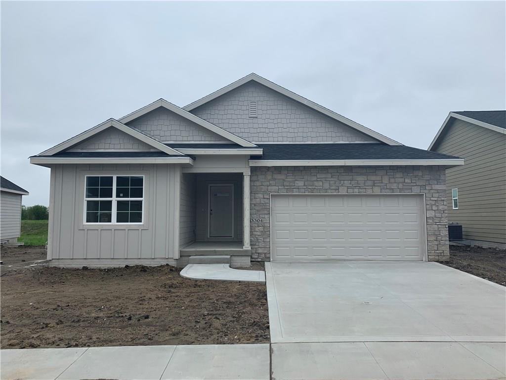 Photo of home for sale at 3304 4th Lane NE, Ankeny IA