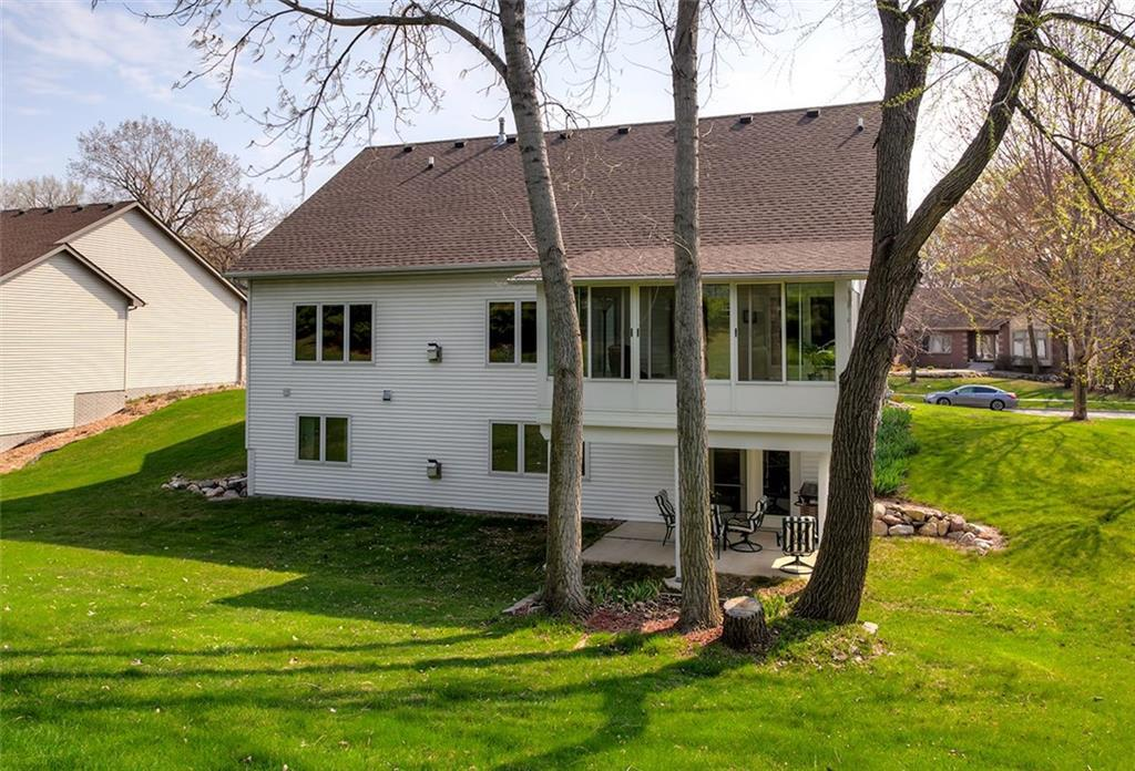 Photo of home for sale at 2482 152nd Street NW, Clive IA