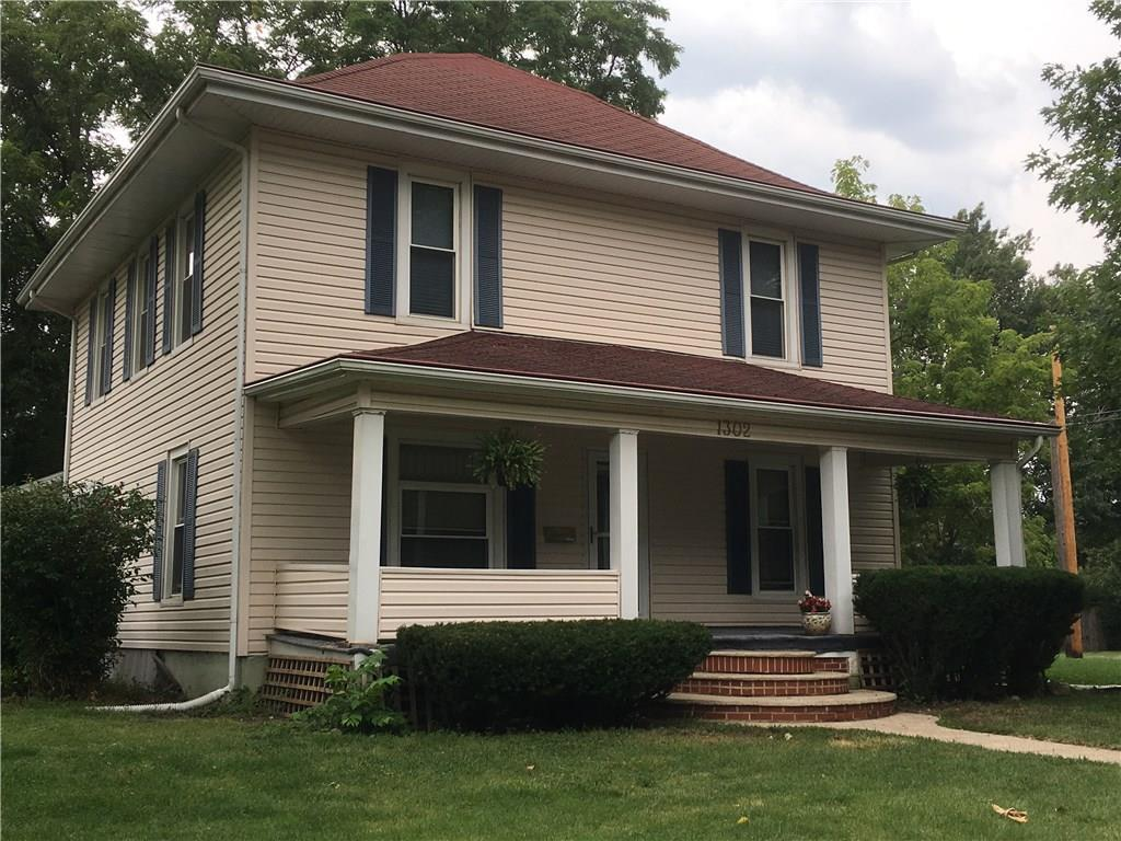 Photo of home for sale at 1302 1st Street W, Boone IA