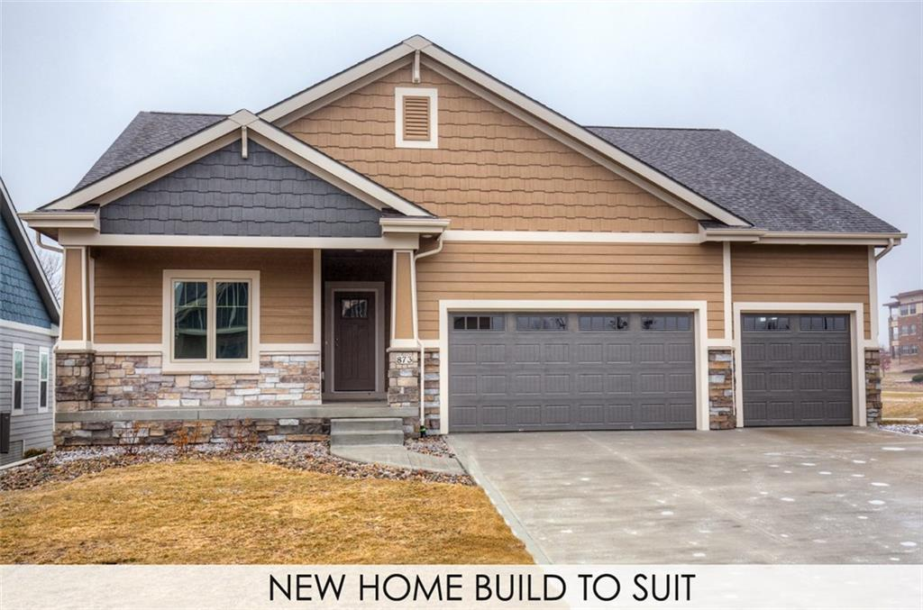 Photo of home for sale at 854 Brookings Court S, West Des Moines IA