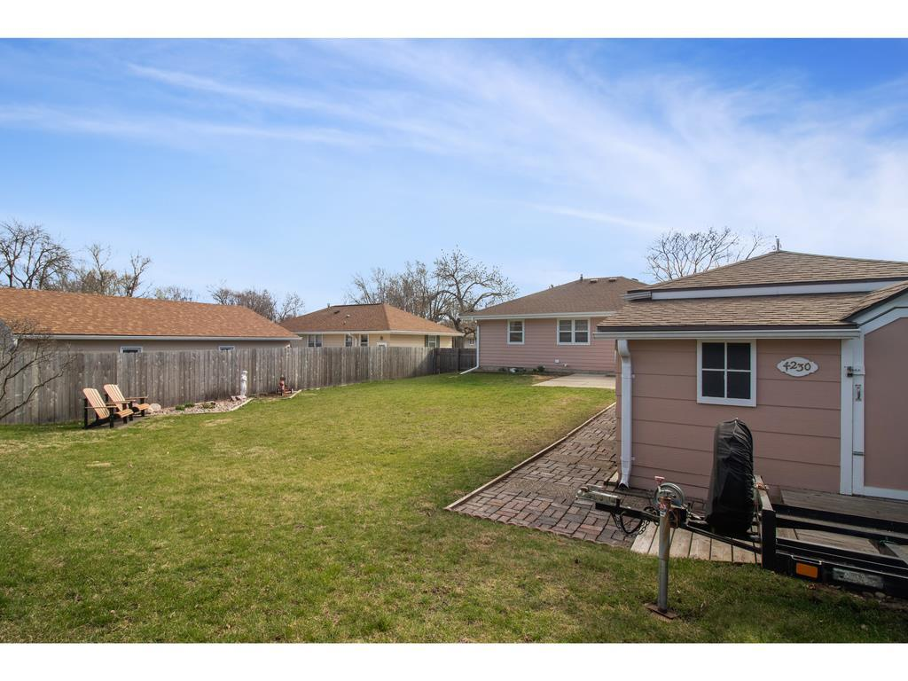 Photo of home for sale at 4230 40th Street, Des Moines IA