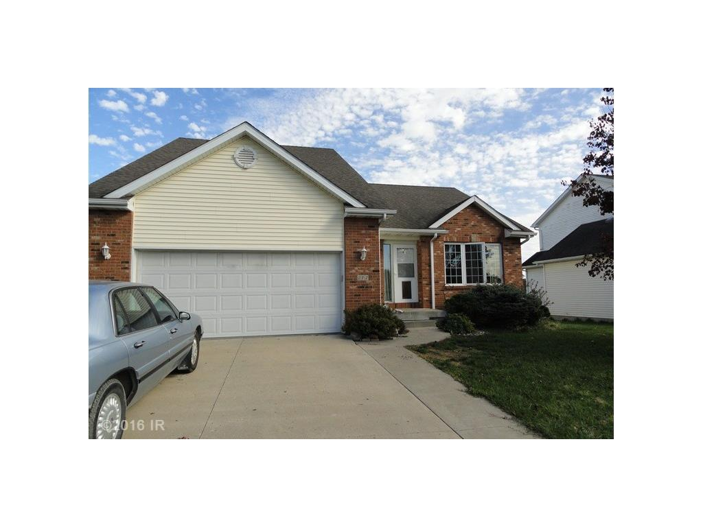Photo of home for sale at 212 16th Street N, Indianola IA