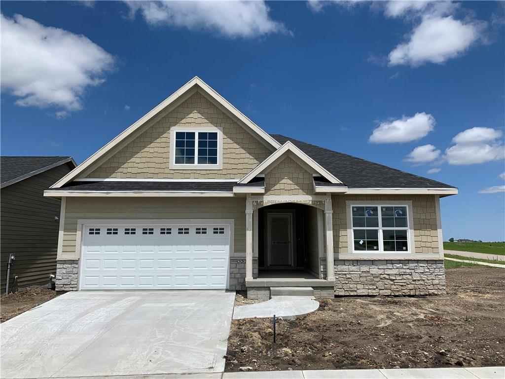 Photo of home for sale at 3324 4th Lane NE, Ankeny IA
