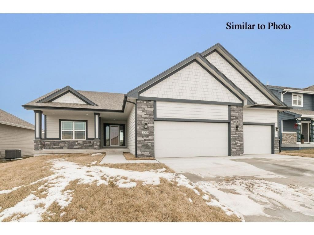 Photo of home for sale at 3711 Beechwood Street NW, Ankeny IA