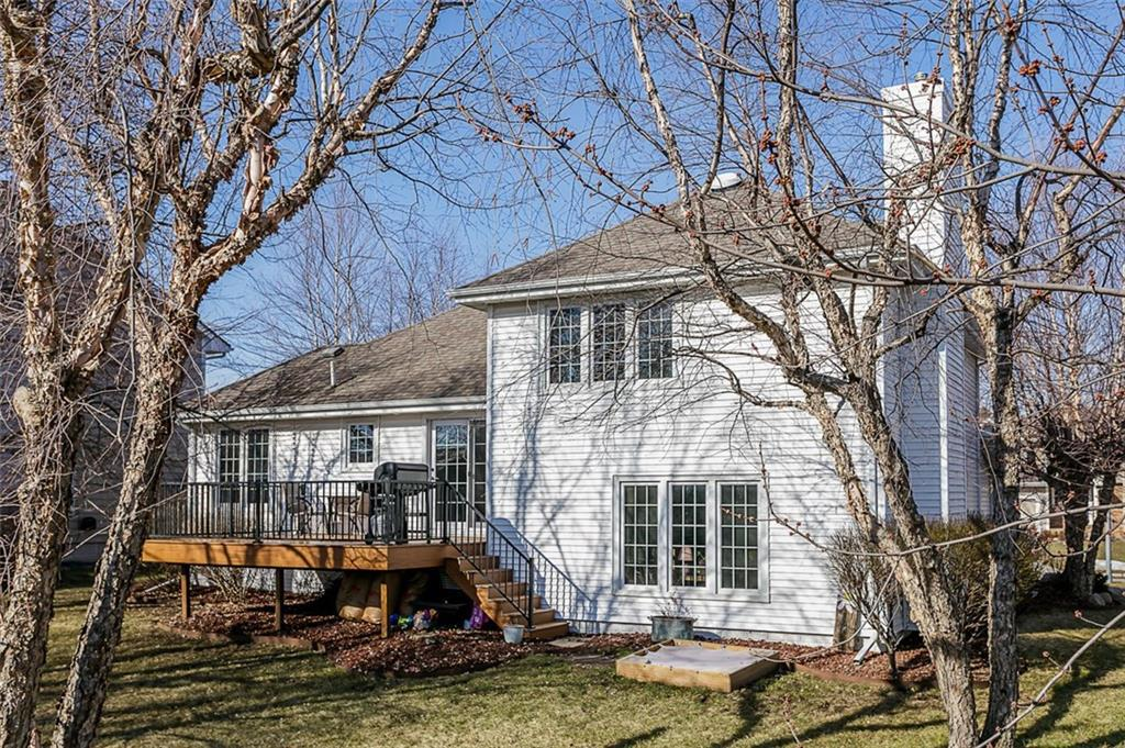 Photo of home for sale at 2187 148th Street NW, Clive IA