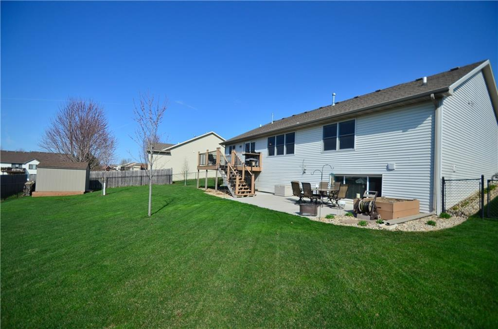 Photo of home for sale at 3107 14th Court NW, Ankeny IA