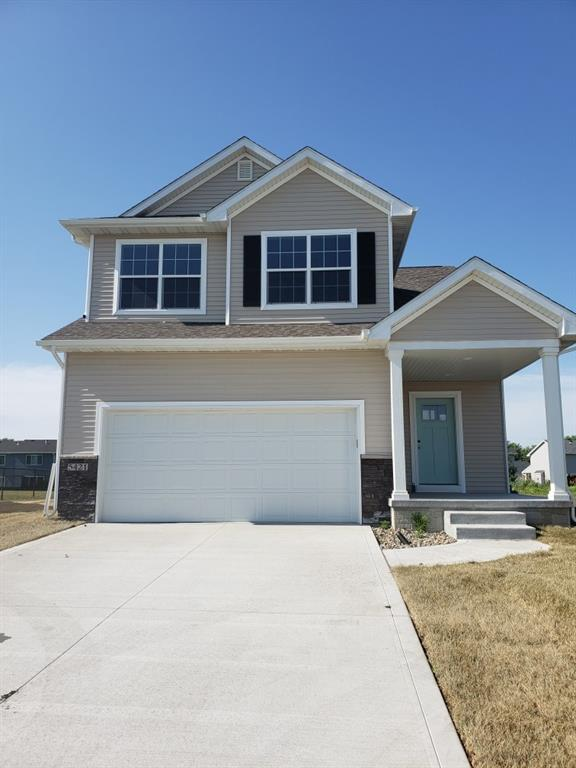 Photo of home for sale at 5421 Rowling Drive, Ames IA
