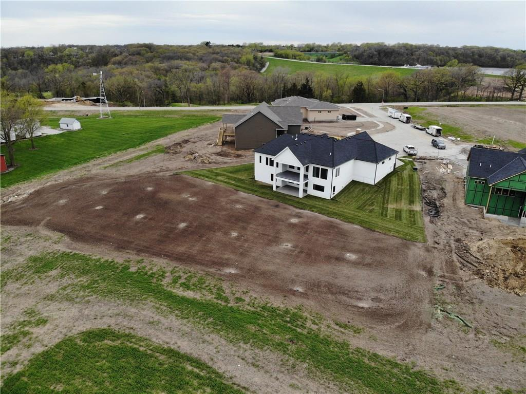 Photo of home for sale at 1302 Hugg Circle NW, Polk City IA
