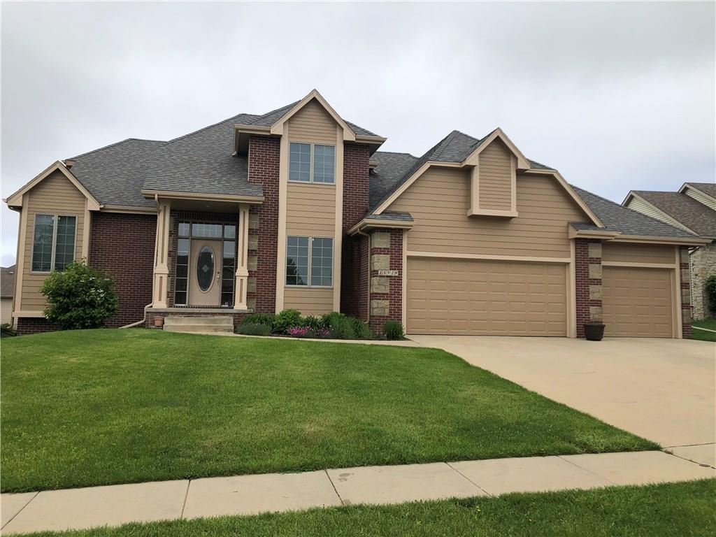 Photo of home for sale at 15919 Hammontree Drive, Urbandale IA
