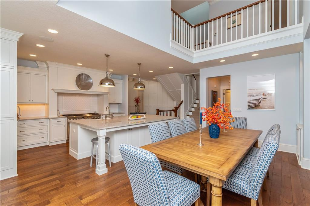 Photo of home for sale at 410 Painted Woods Drive, Waukee IA