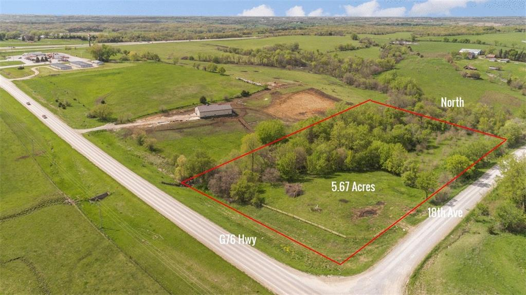 Photo of home for sale at 23970 18th Avenue, New Virginia IA