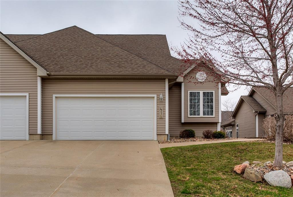 Photo of home for sale at 416 31st Street NE, Ankeny IA