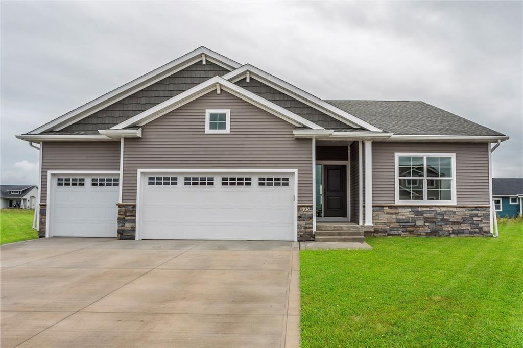 Photo of home for sale at 995 Cedar Street, Waukee IA