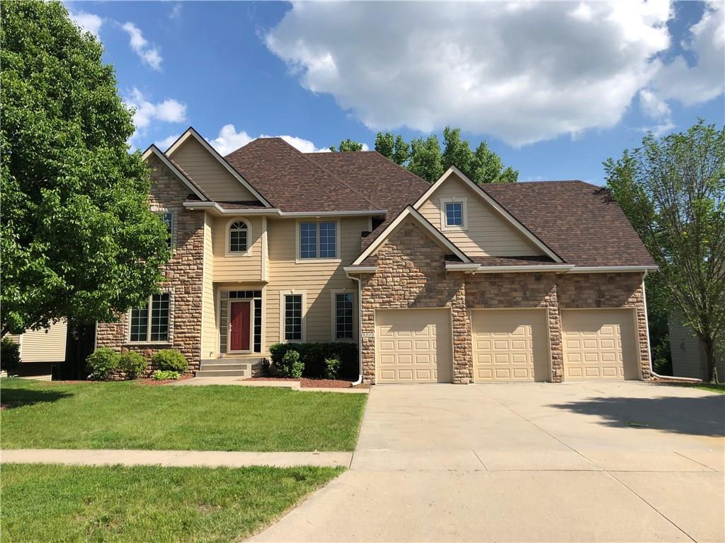Photo of home for sale at 3211 Timberline Drive SW, Ankeny IA