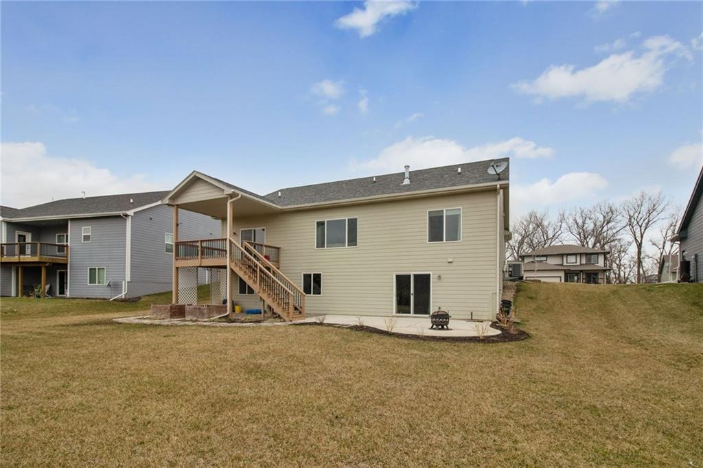 Photo of home for sale at 917 Shelby Drive, Adel IA