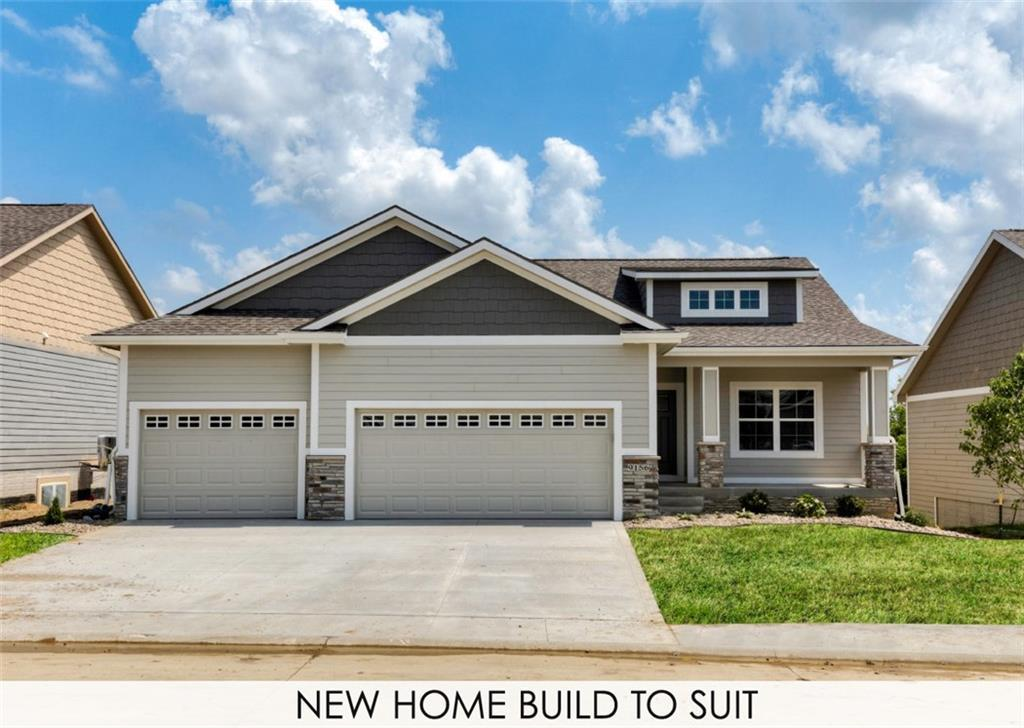 Photo of home for sale at 9189 Greenway Drive, West Des Moines IA