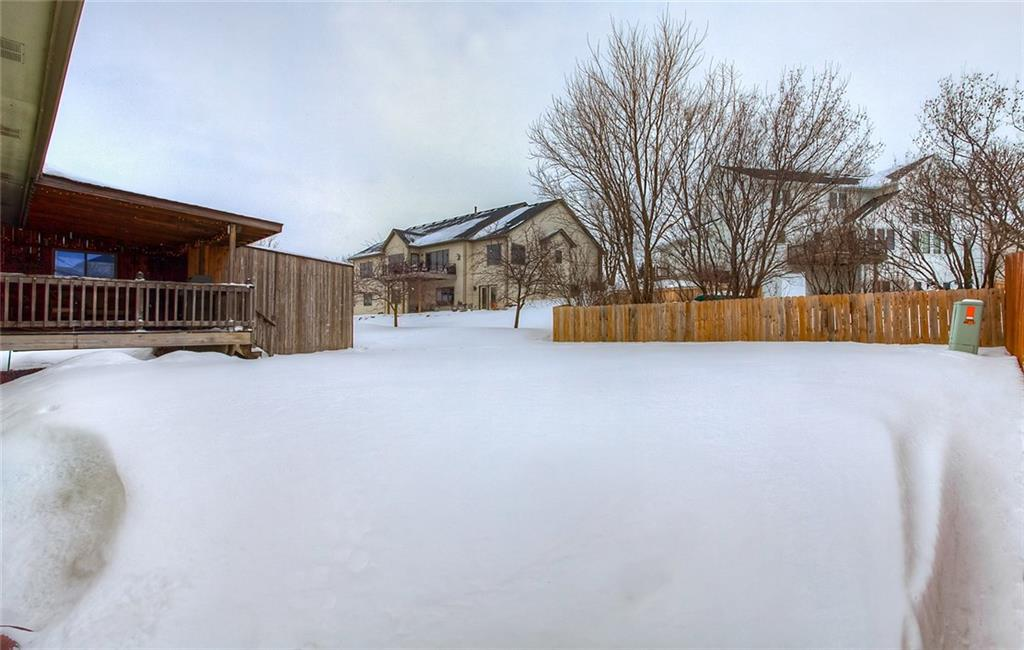 Photo of home for sale at 3206 Boulder Brook Place NW, Ankeny IA
