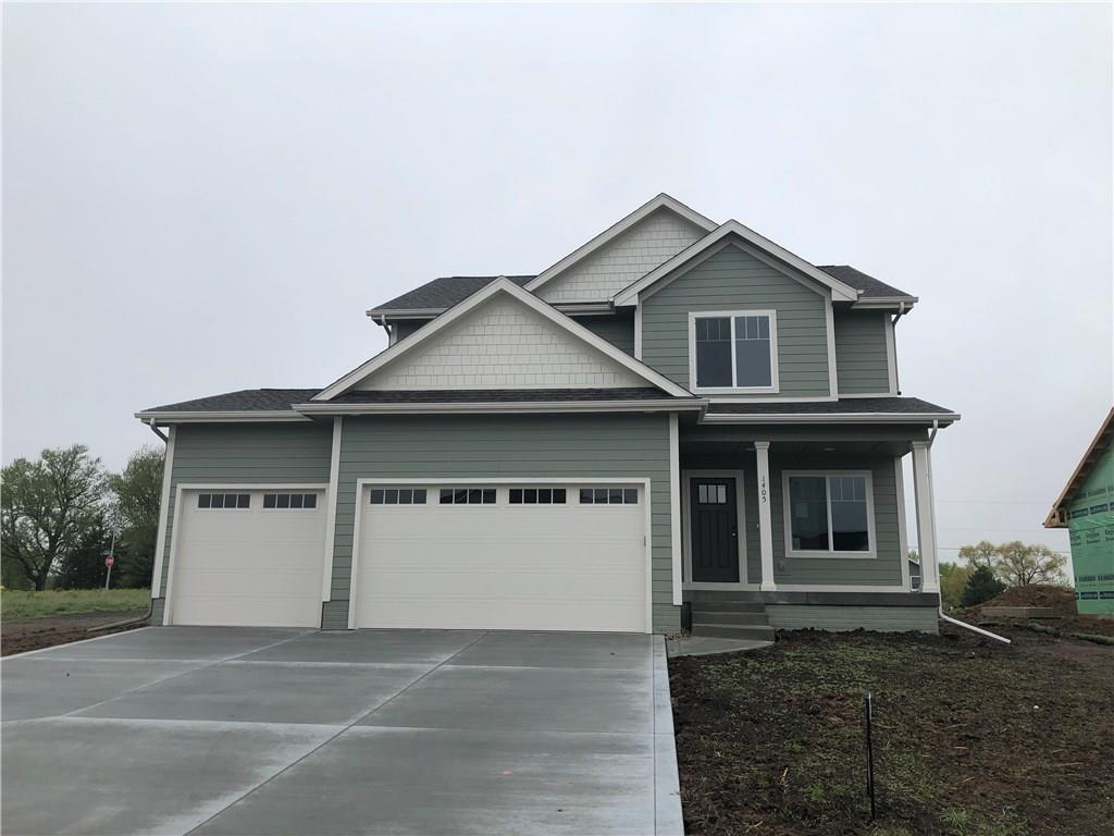Photo of home for sale at 1405 Warrior Run Drive, Norwalk IA