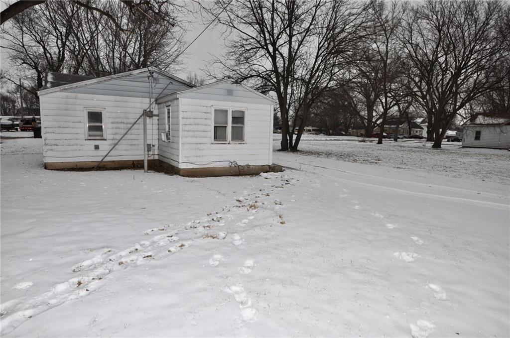 Photo of home for sale at 211 Pattee Street, Perry IA