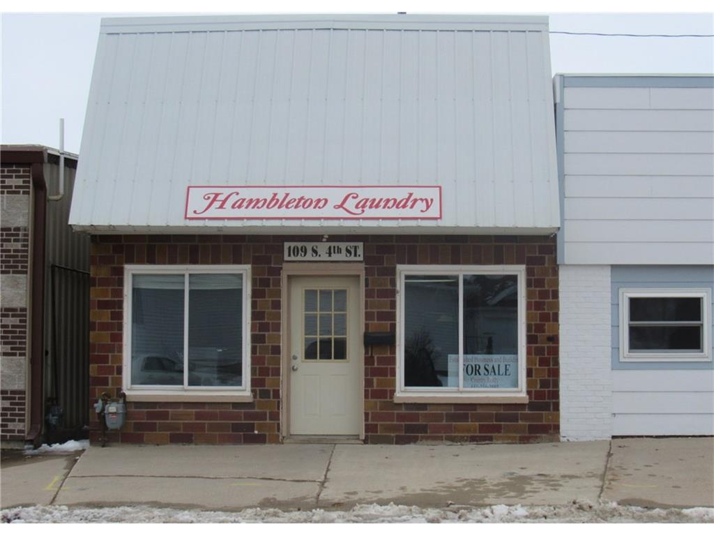 Photo of home for sale at 109 4th Street S, Guthrie Center IA