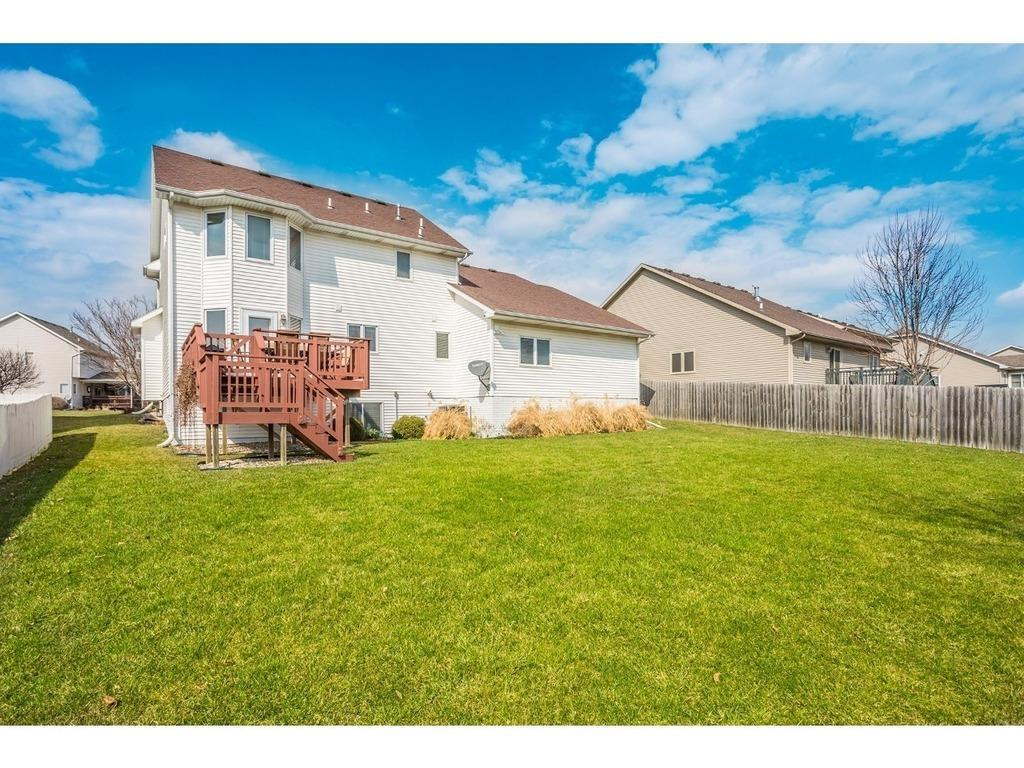 Photo of home for sale at 825 Summerbrook Court SE, Ankeny IA