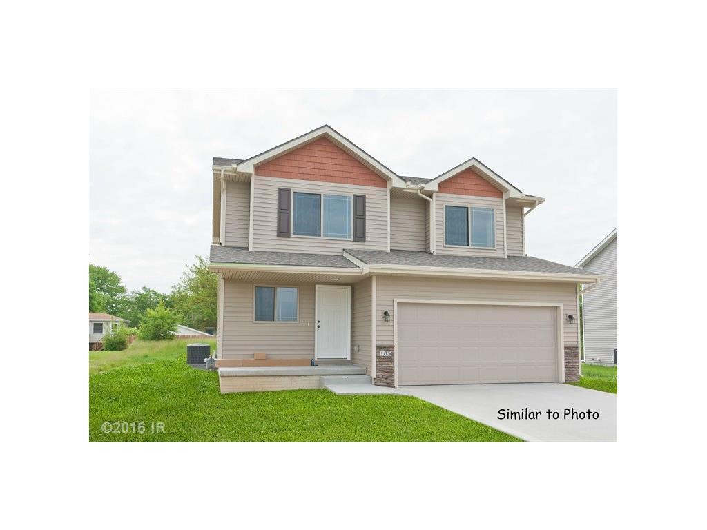 Photo of home for sale at 765 Addison Drive NE, Waukee IA