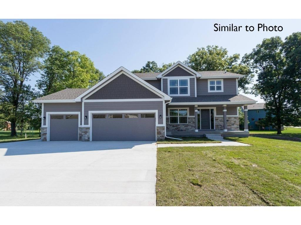 Photo of home for sale at 2202 Greenwood Street NW, Ankeny IA