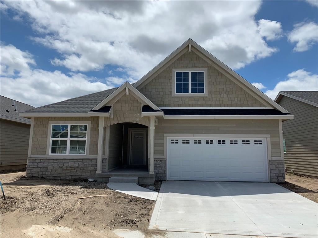 Photo of home for sale at 3307 4th Lane NE, Ames IA