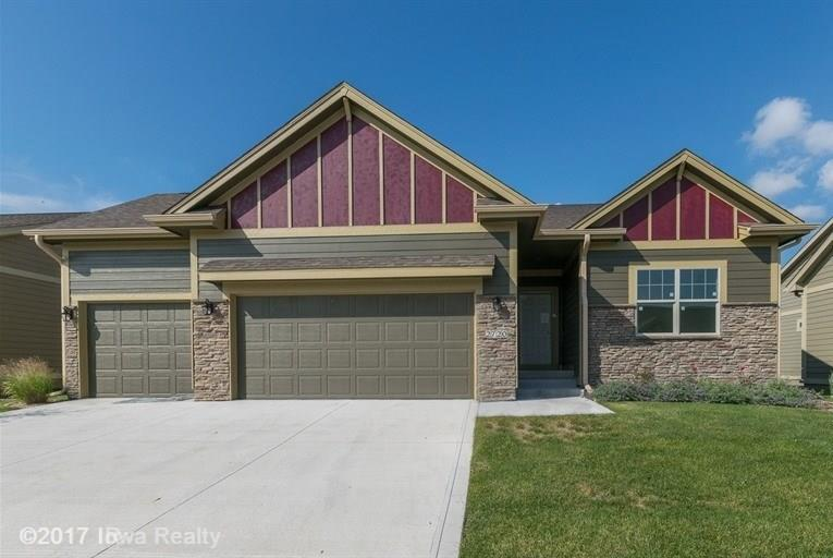 Photo of home for sale at 2704 Cedarwood Lane SW, Ankeny IA