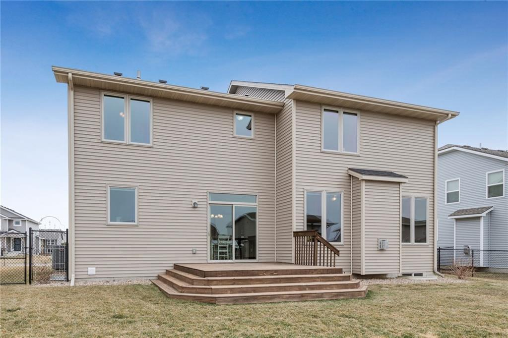 Photo of home for sale at 2370 Willowbrook Drive SE, Waukee IA