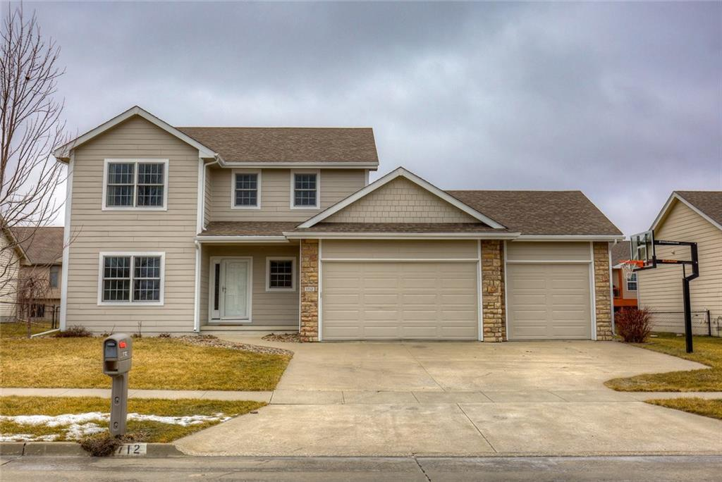 Photo of home for sale at 1712 Gabus Drive NW, Grimes IA