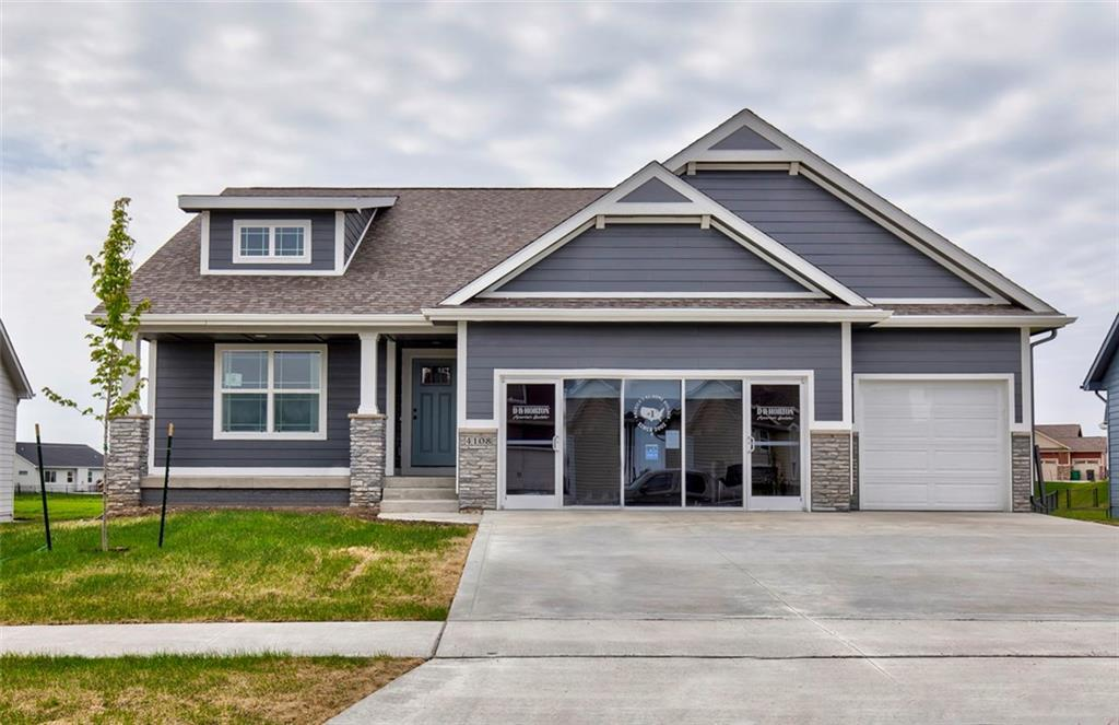 Photo of home for sale at 4108 Abilene Road NW, Ankeny IA