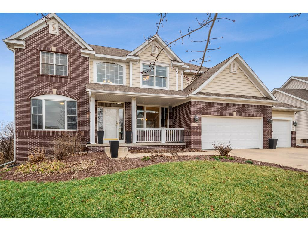 Photo of home for sale at 7038 Hillcrest Court, Johnston IA