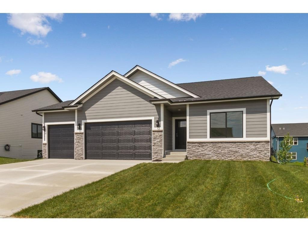 Photo of home for sale at 1716 Prairie Creek Drive NW, Grimes IA