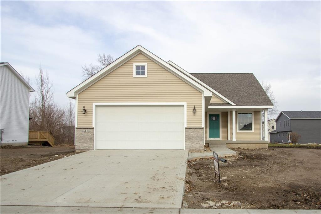 Photo of home for sale at 5313 Rowling Drive, Ames IA