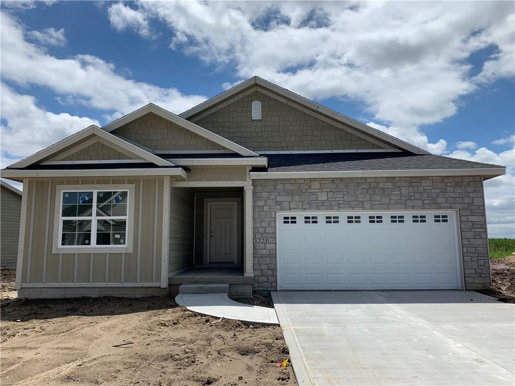 Photo of home for sale at 3221 4th Lane NE, Ankeny IA