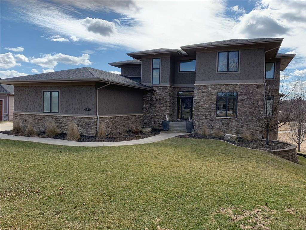 Photo of home for sale at 4330 169th Court NW, Clive IA