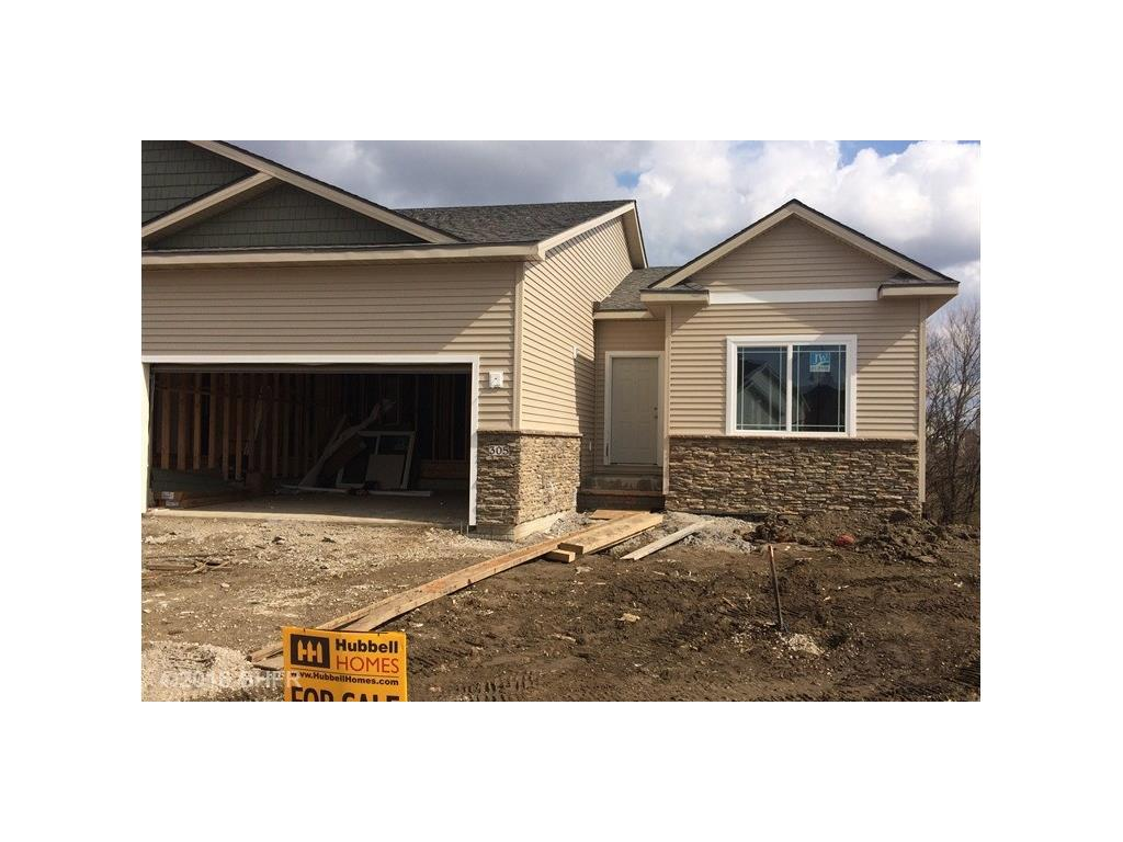 Photo of home for sale at 305 Creekside Court SW, Grimes IA