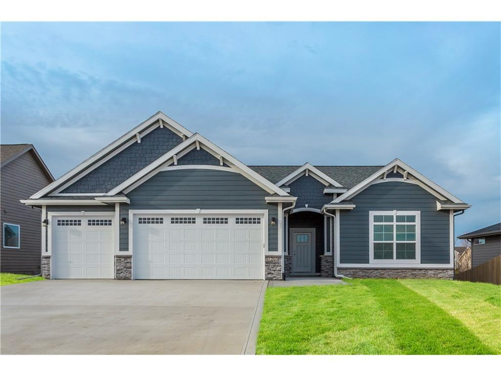 Photo of home for sale at 1305 7th Street SW, Grimes IA