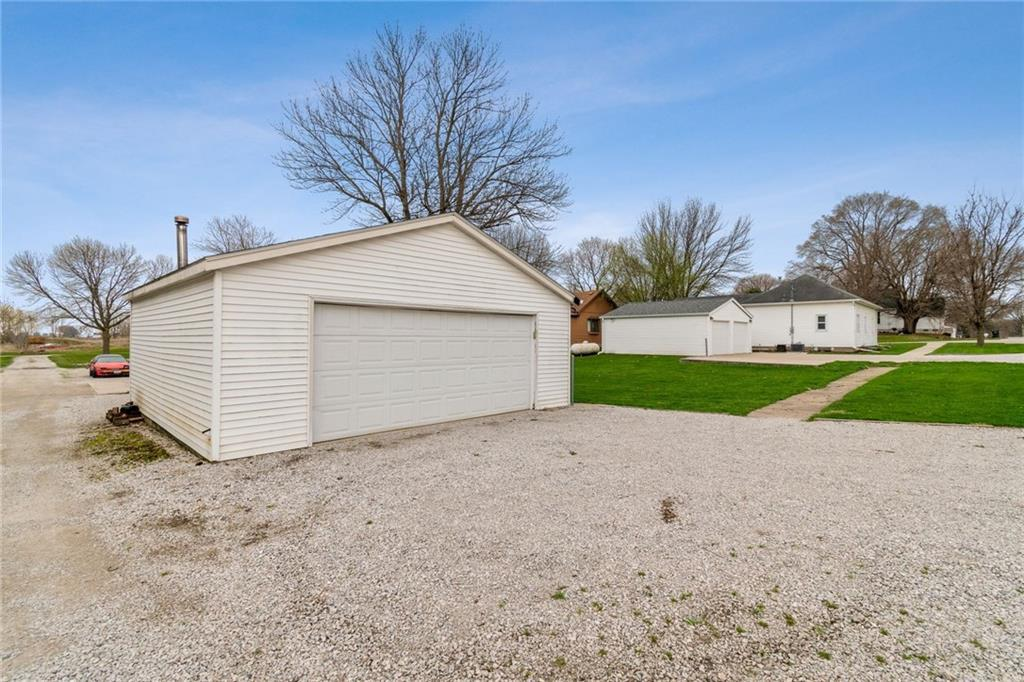 Photo of home for sale at 913 Weber Street, Kelley IA