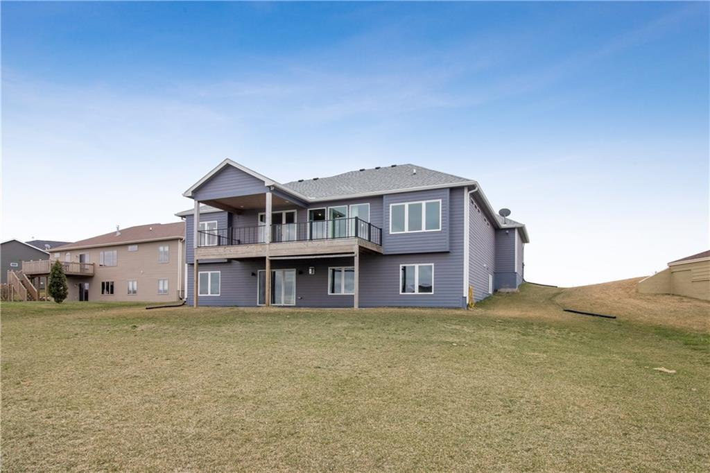 Photo of home for sale at 129 Lake Shore Drive, Dallas Center IA