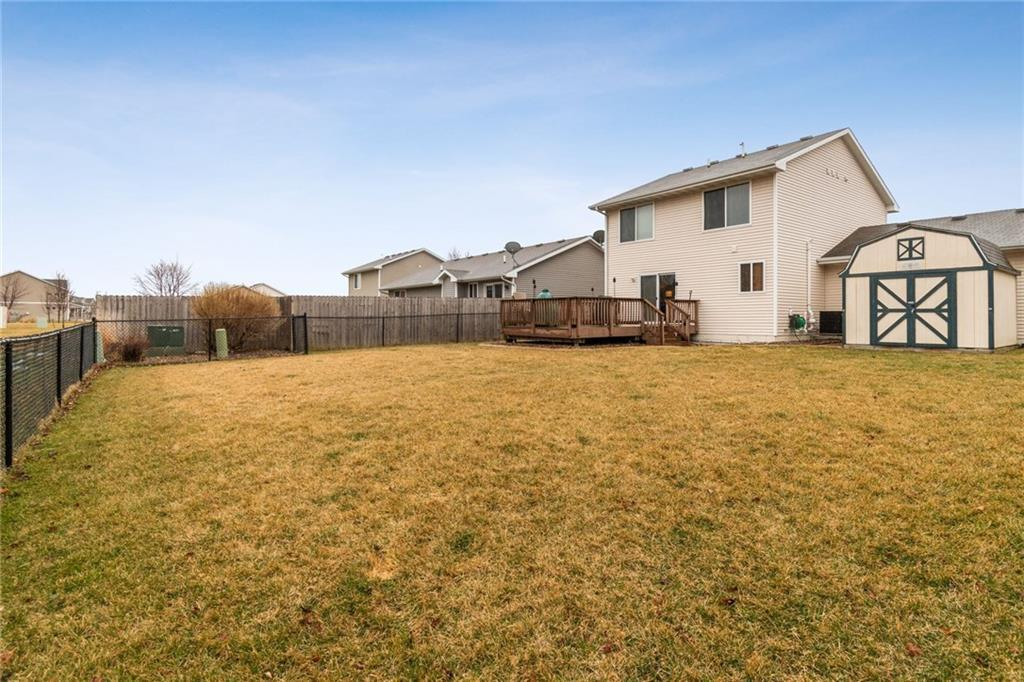 Photo of home for sale at 4711 Hayes Drive NE, Ankeny IA