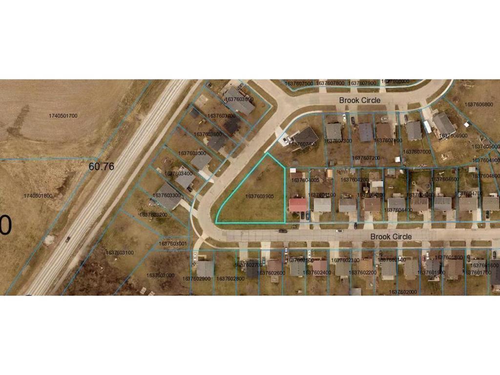 Photo of home for sale at Lot 39 Brook Circle, Pella IA