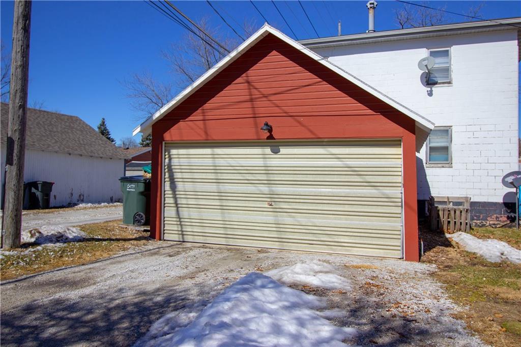 Photo of home for sale at 435 J Avenue, Nevada IA