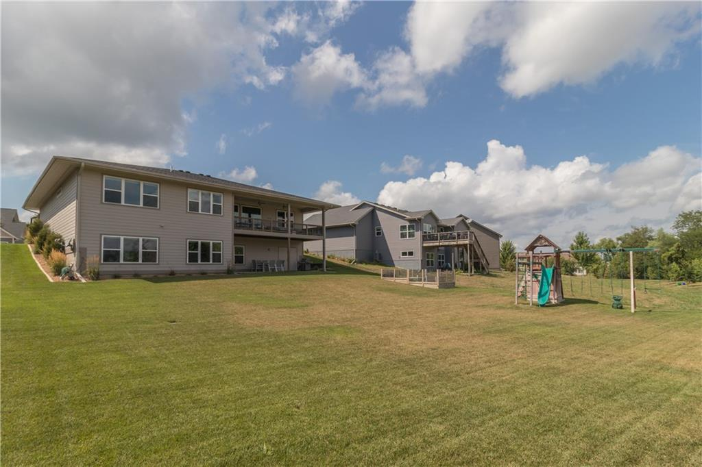 Photo of home for sale at 1315 Bailey Court, Adel IA