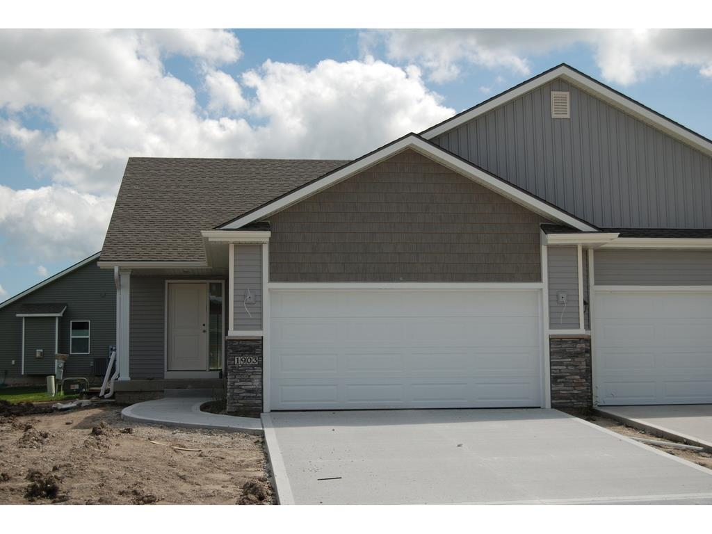 Photo of home for sale at 1903 Woodbury Drive NW, Ankeny IA