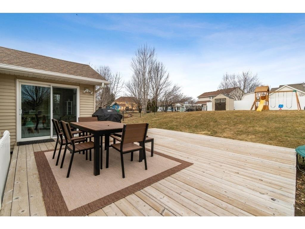 Photo of home for sale at 3522 Maize Drive SW, Ankeny IA