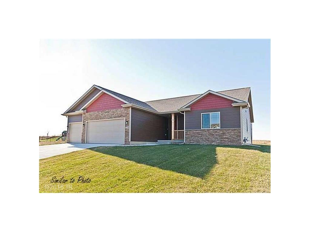 Photo of home for sale at 640 Badger Lane NE, Waukee IA