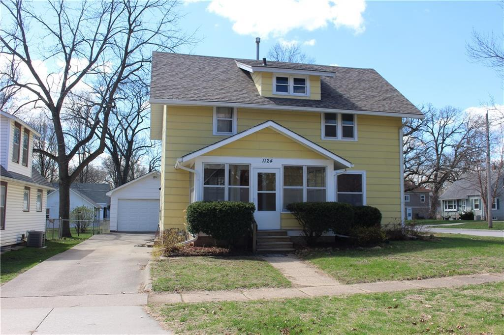 Photo of home for sale at 1124 3rd Street N, Ames IA