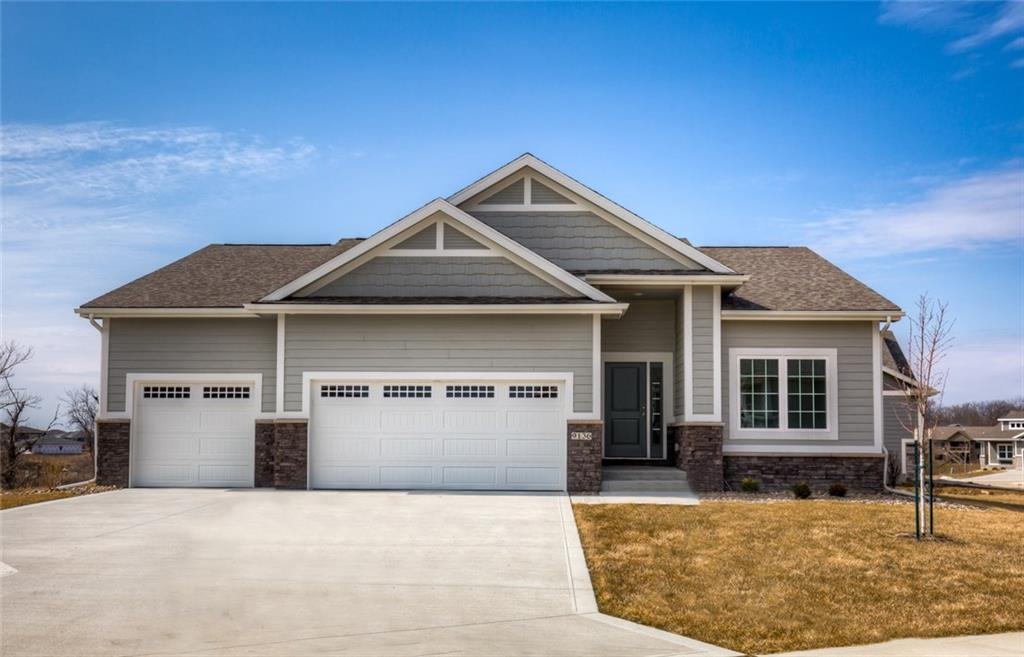 Photo of home for sale at 9136 Jamison Drive, West Des Moines IA